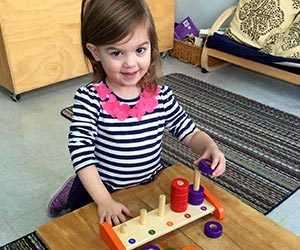 Toddler Montessori - math
